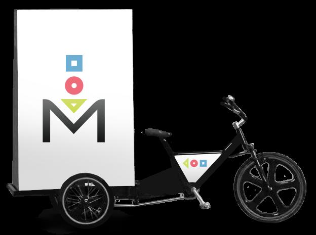 Bicicleta MediaLed