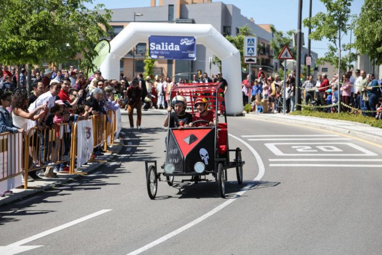 1a Carrera de Autos Locos de Getafe Medialed